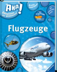Buch: Aha! Flugzeuge