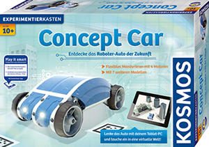 Experimentierkasten: Concept Car