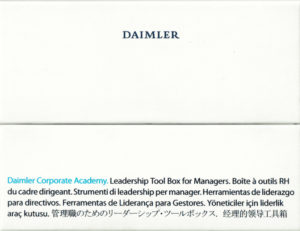 Buch: Leadership Toolbox for Mangaers